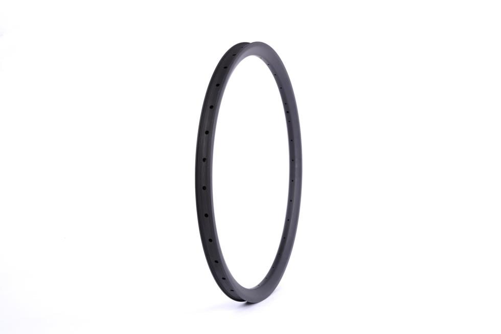 Hook carbon 26er enduro mtb 30mm depth inner width 26mm DH AM bikes rim tubeless compatible outer width 33mm