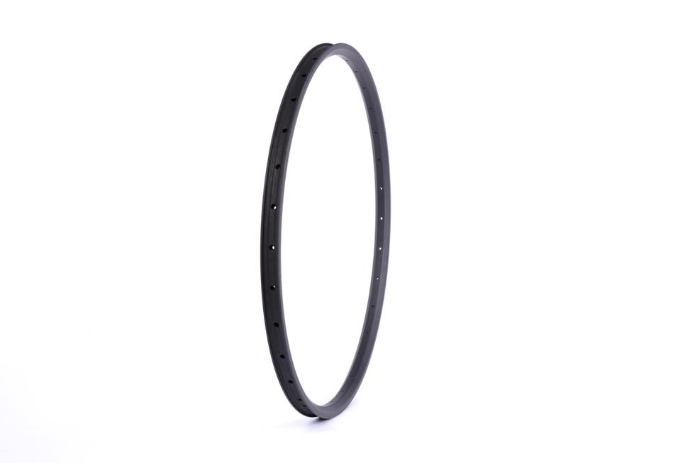 Hook carbon 29er mtb 20mm depth inner width 23mm AM rim clincher tubeless compatible outer width 30mm