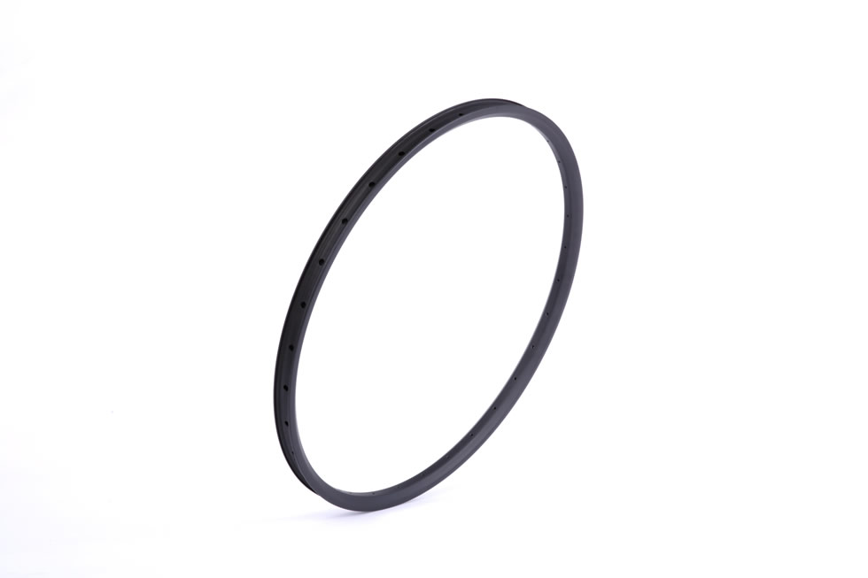Hook carbon 27.5er all mountain mtb 20mm depth inner width 23mm AM 650B rim tubeless compatible outer width 30mm