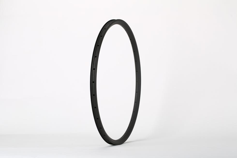 Hookless carbon 29er mtb 23.50mm depth inner width 22.40mm XC light bike rim tubeless compatible outer width 27.40mm for cross country