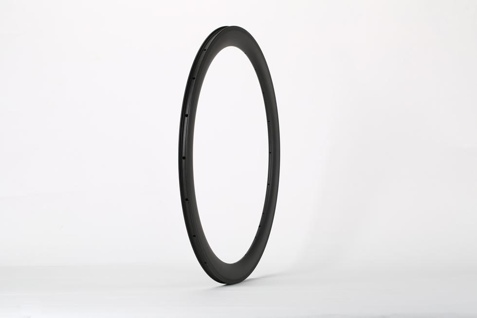 Carbon road bike out width 23.00mm inner width 15.40mm depth 50mm rim 700C clincher